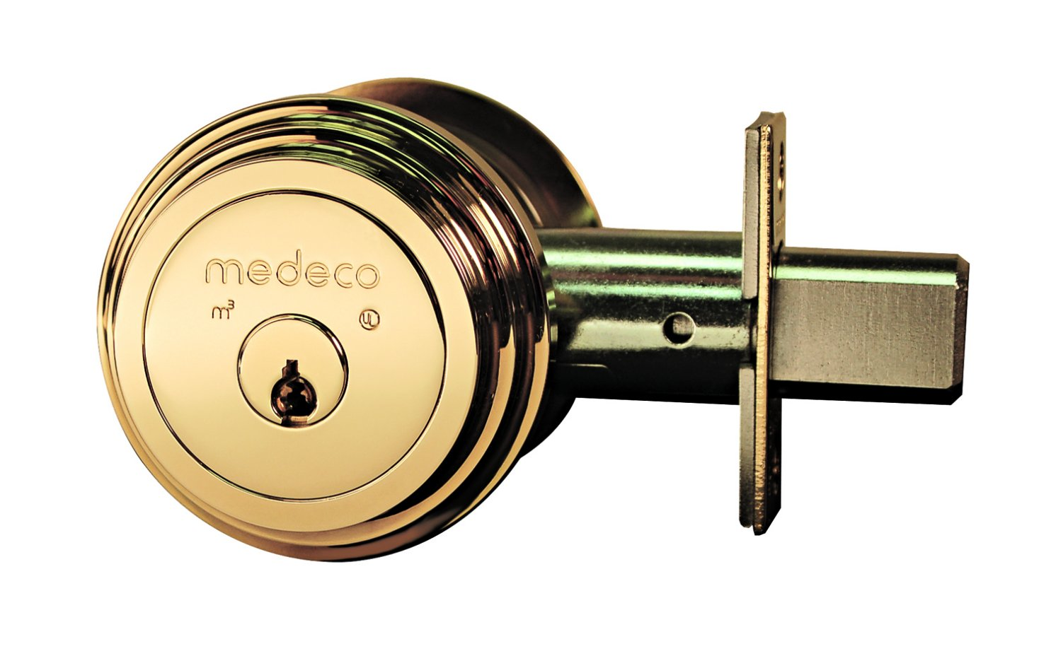 Medeco deadbolt lock rekey and repair