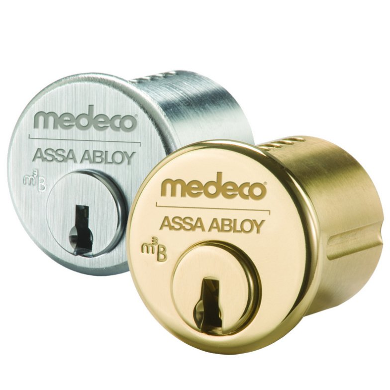 Medeco lock cylinder repair and rekey Hollywood Florida